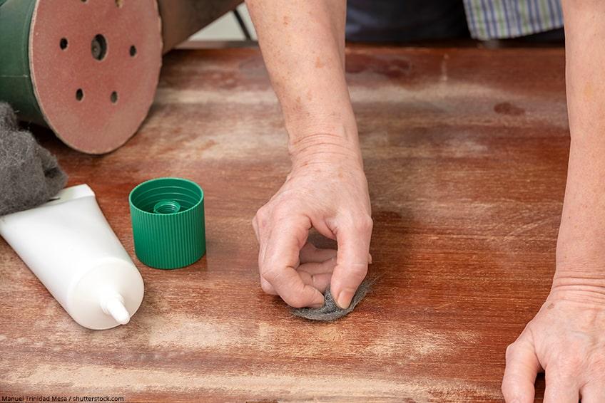 outdoor wood filler for decks