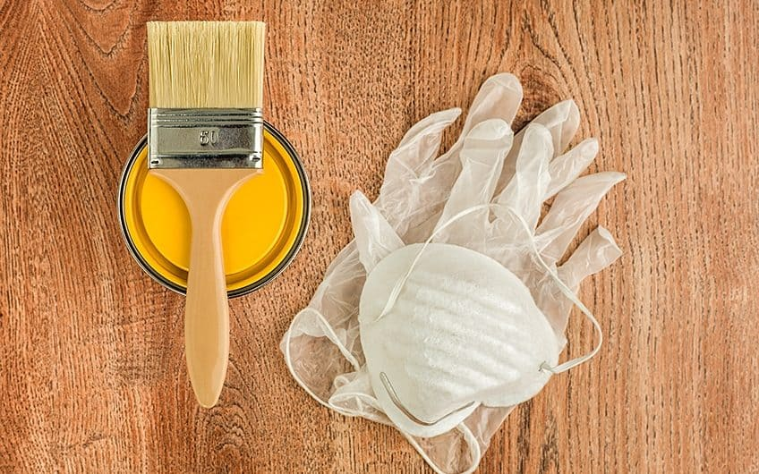 type of paint for wood