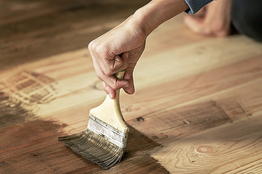 Water-Based Flooring Finishes