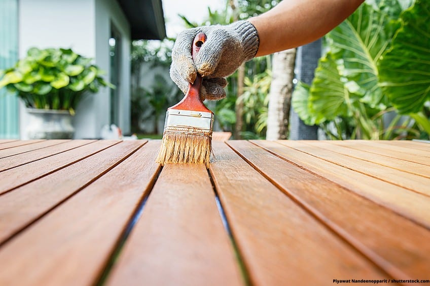 Choosing the Best Deck Paint