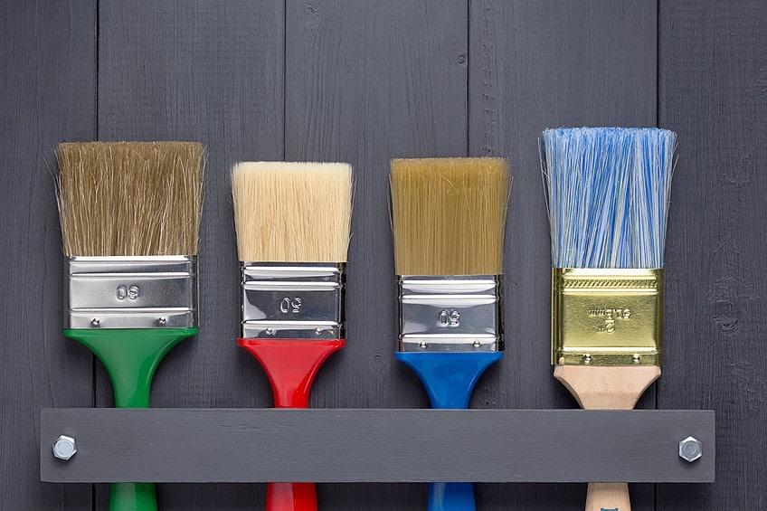 Deck Stain Brush