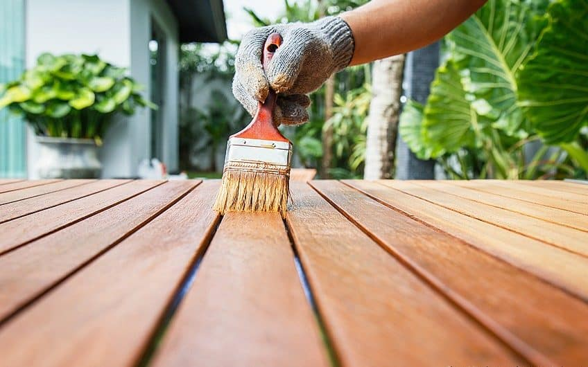 Best Exterior Polyurethane Adding An, Best Sealer For Painted Outdoor Wood Furniture