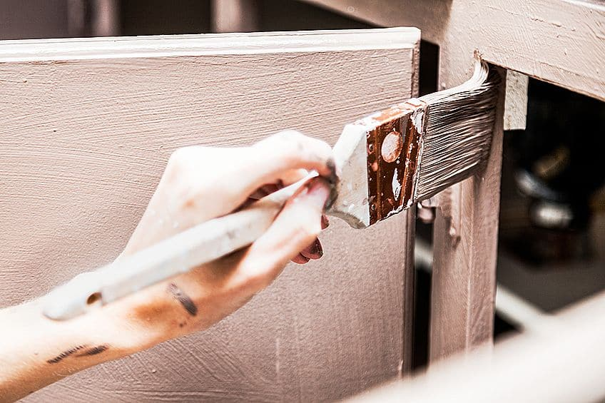 Best Top Coat for Painted Cabinets