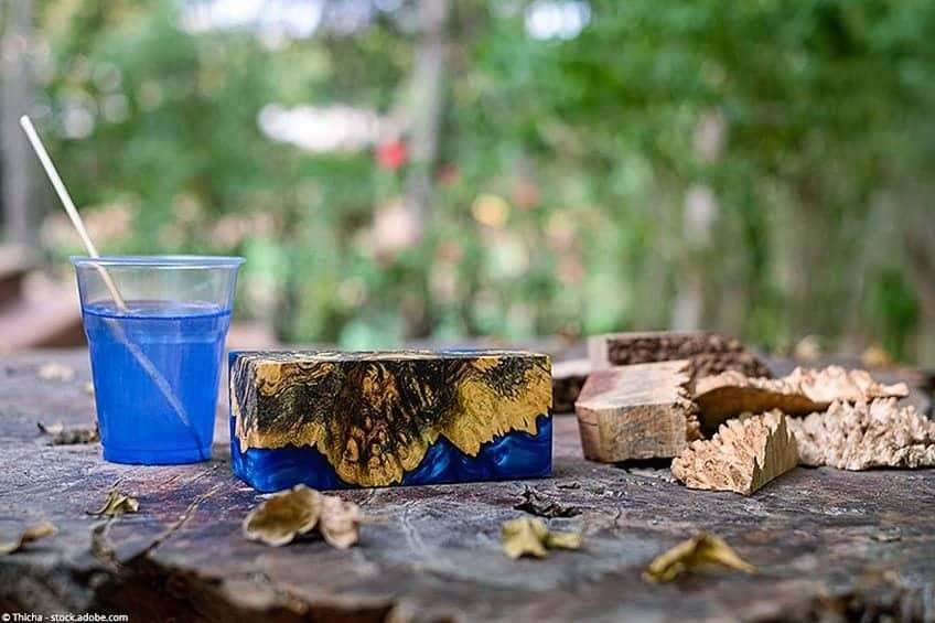 Liquid Wood Hardener