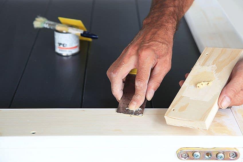 Preparing Wood to Paint On