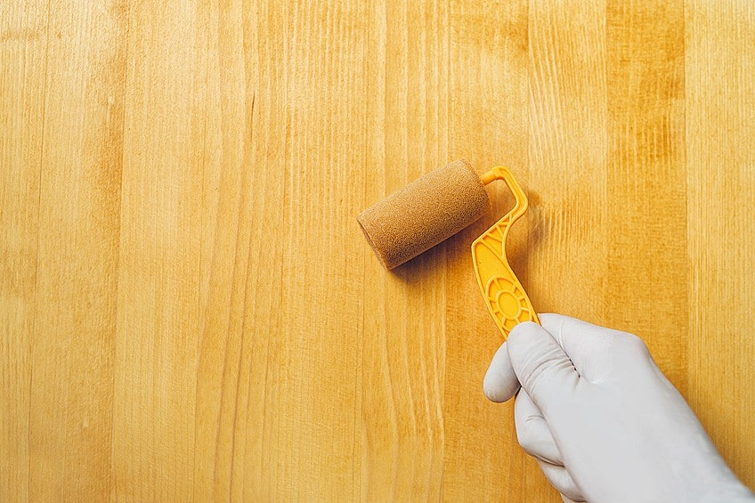 Sealing Painted Cabinets