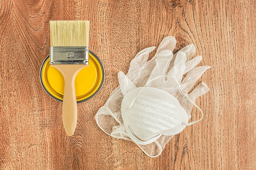 Tools for Removing Paint From Wooden Floors
