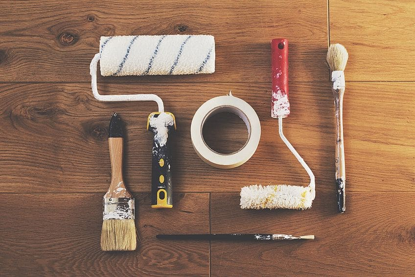 Tools for Wood Painting