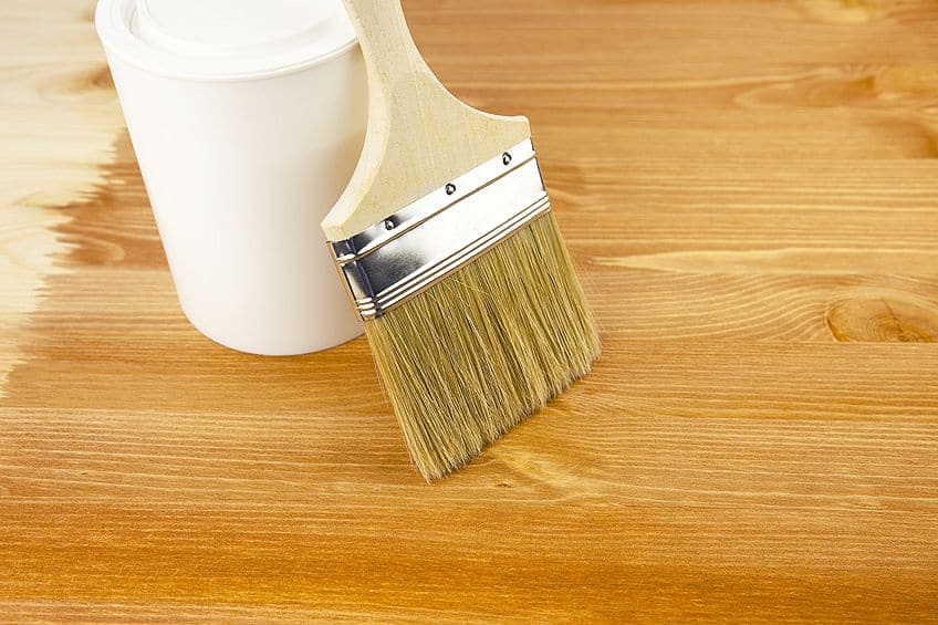 Top Coat for Painted Cabinets
