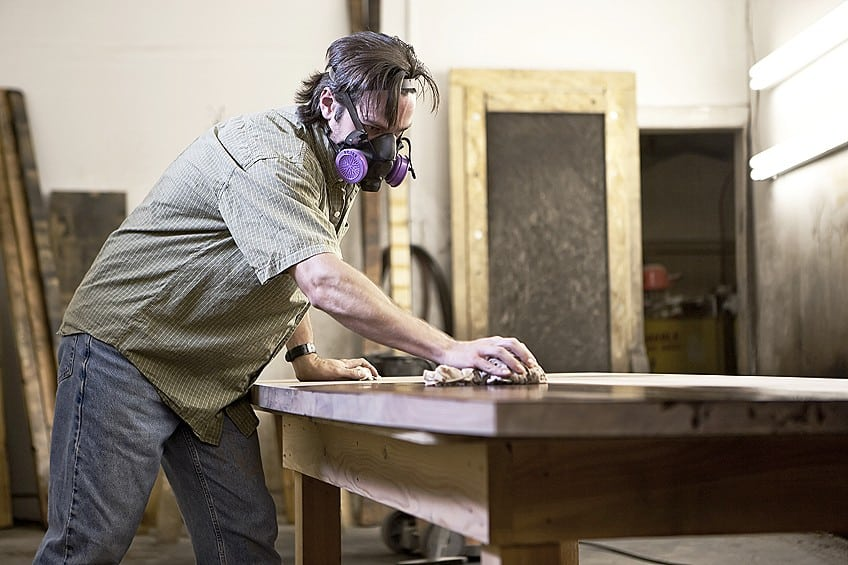 Waterproofing Wood Gear