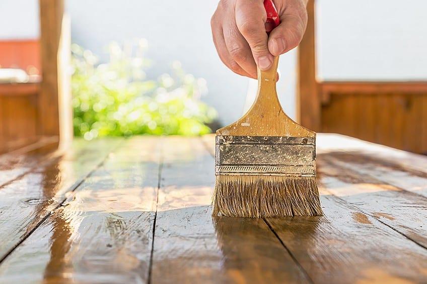 Waterproofing Wood
