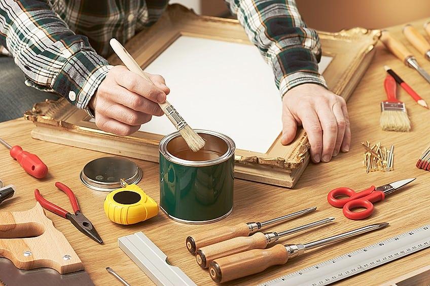 Wood Oil Finish