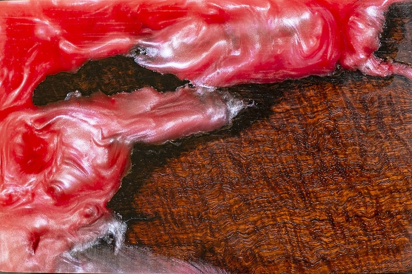 Wood-Stabilizing Resin