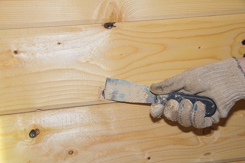 Best Exterior Wood Filler