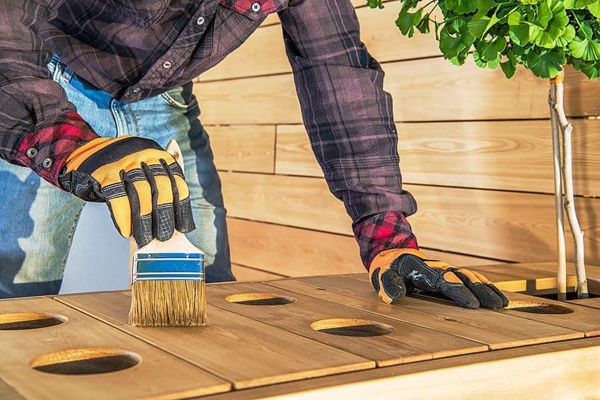 Deck Water Sealer