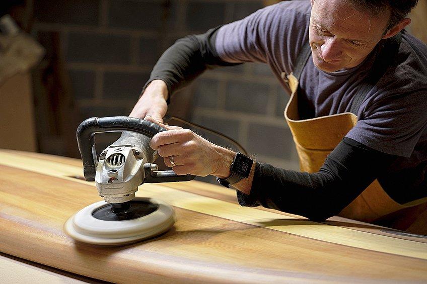 Hand Sander for Wood