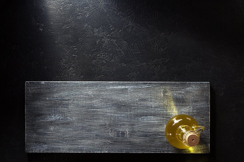Heat Stain on Wood Table
