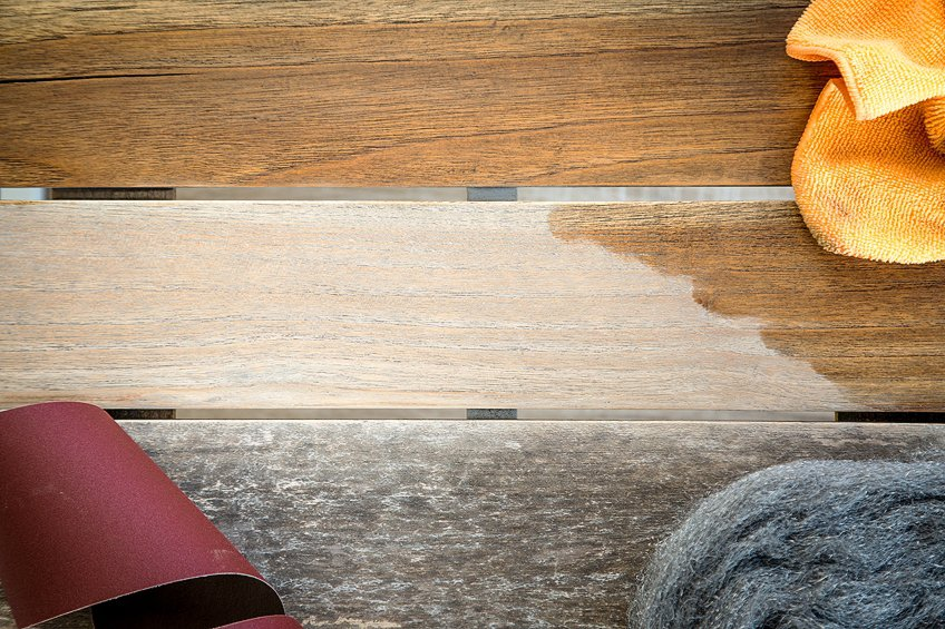 How to Remove Heat Marks From Wood