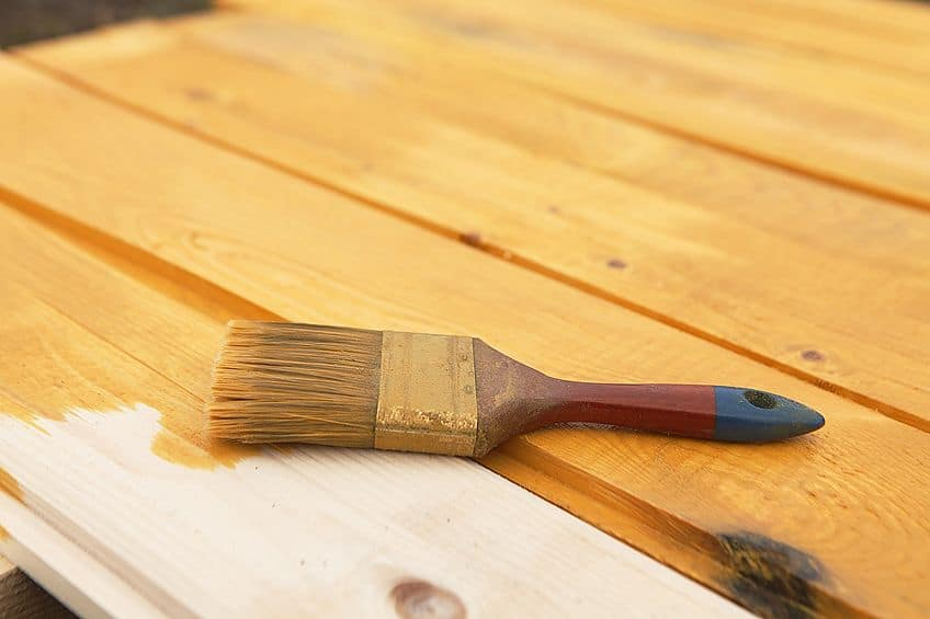 Wood Decking Sealer