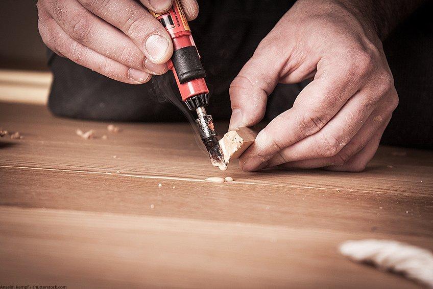Wood Epoxy Filler