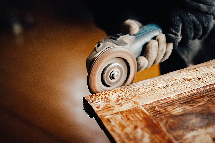 Wood Sander