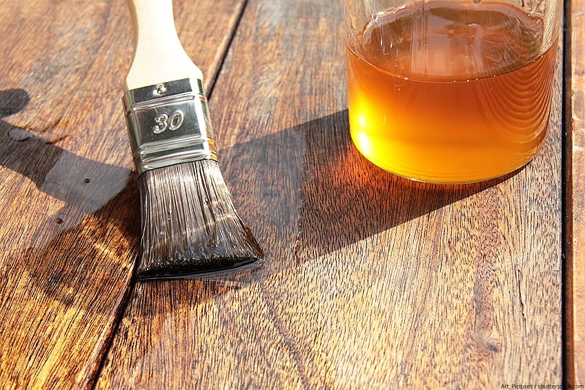Food-Safe Wood Finish Oil