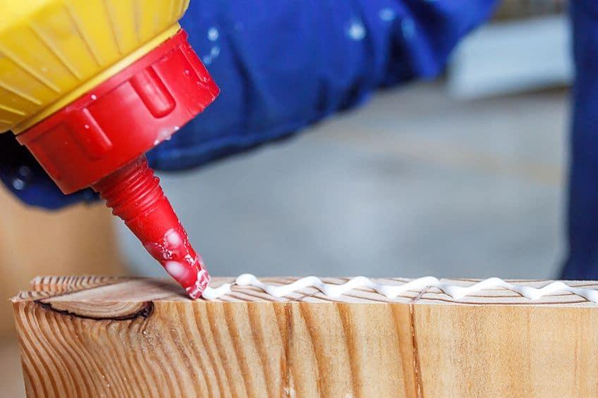 Weatherproof Wood Glue