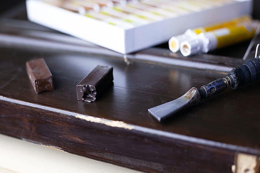 Wood Scratch Pen