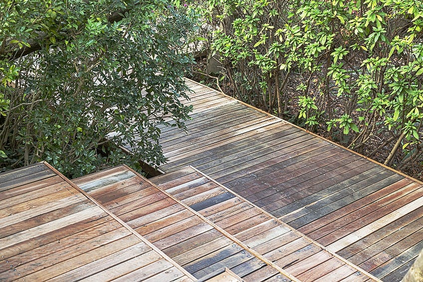 deck stain removers