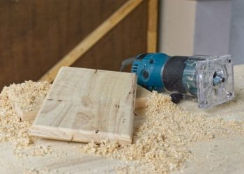 hand held router