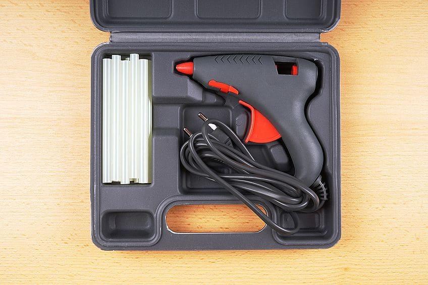 How to Clean a Hot Glue Gun