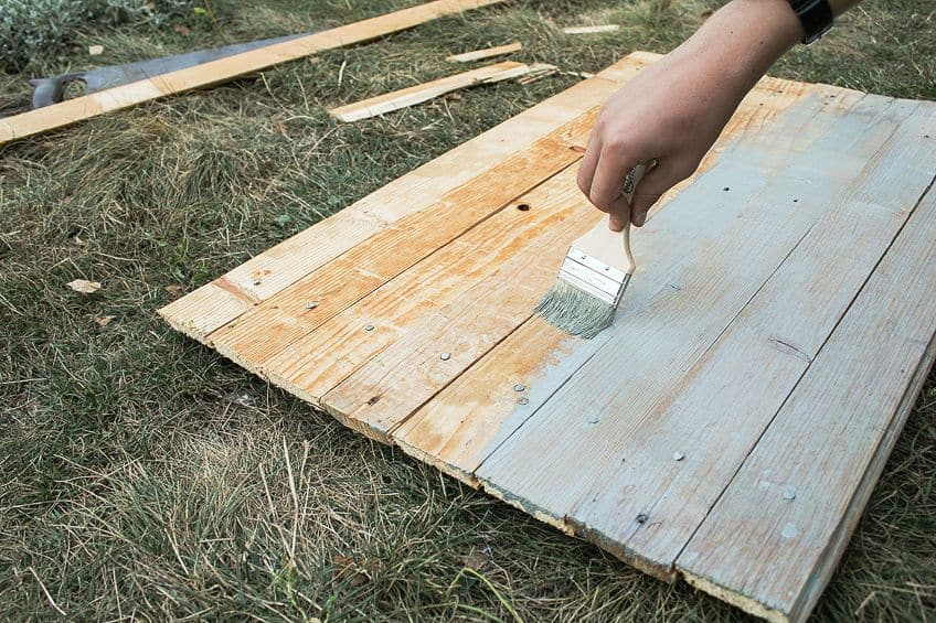 How to Grey Wood