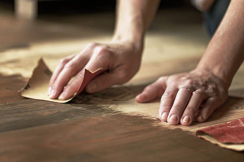 How to Write on Wood Preparation