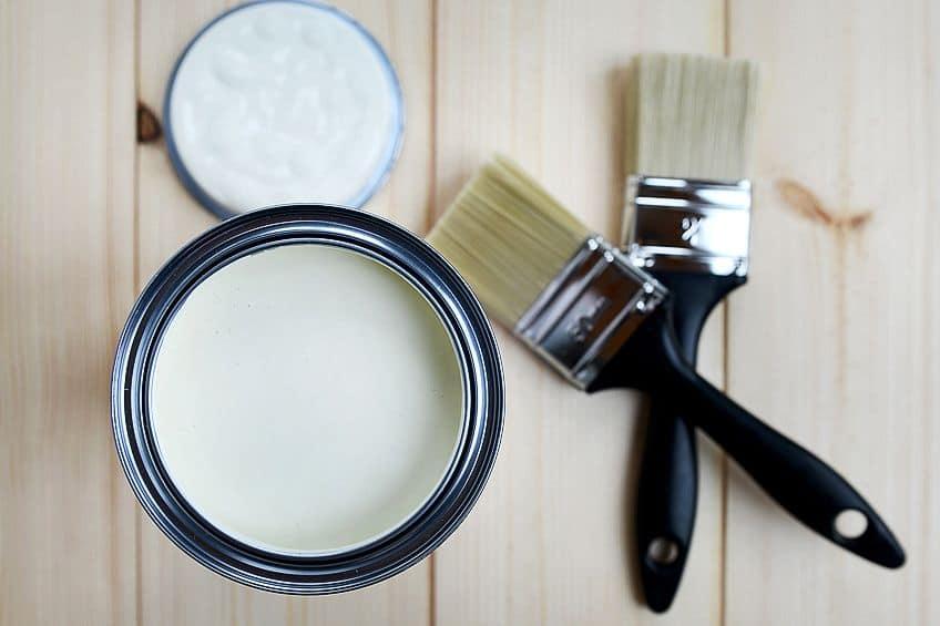Materials for Whitewashing Wood