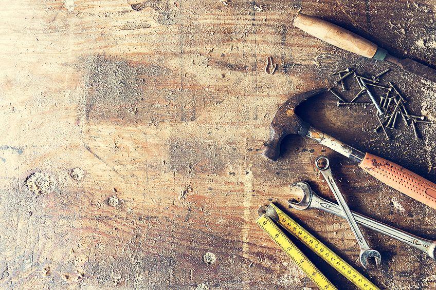 Aging Wood Techniques