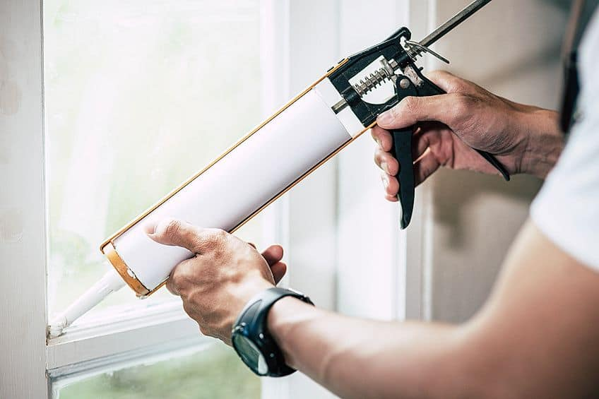 How to Attach Glass to Wood