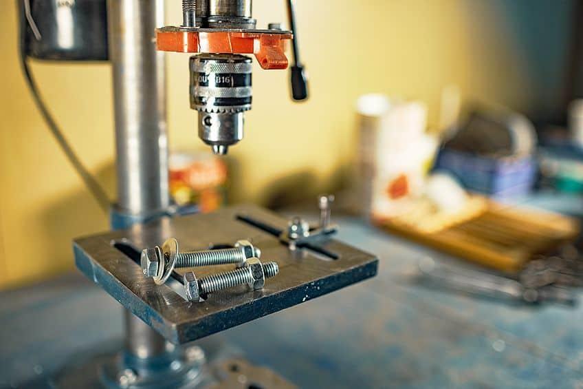 Benchtop vs Floor Model Drill Press