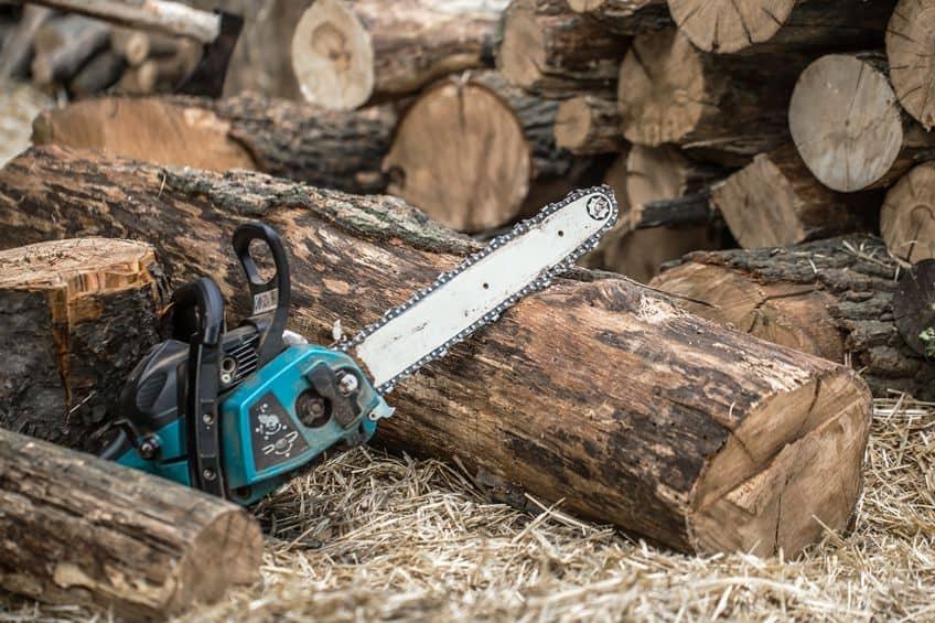 Chainsaw Wood Saw