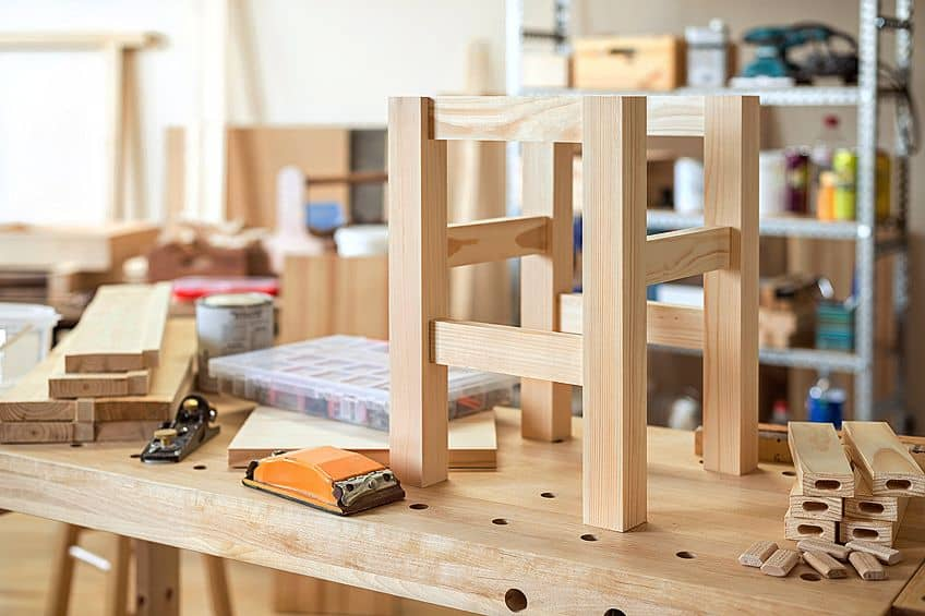 Making Wood Outdoor Furniture