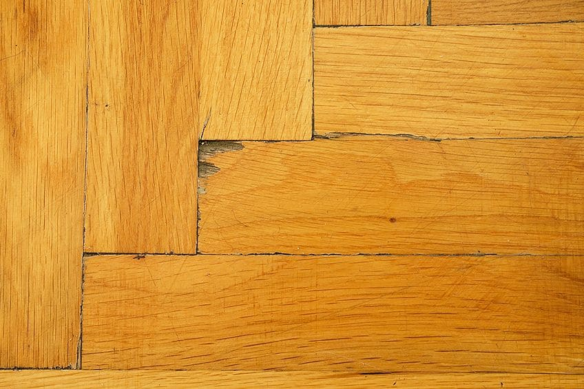Removing Scratches From Hardwood Floor