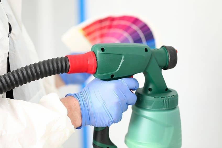 The Best Spray Paint Gun for Furniture