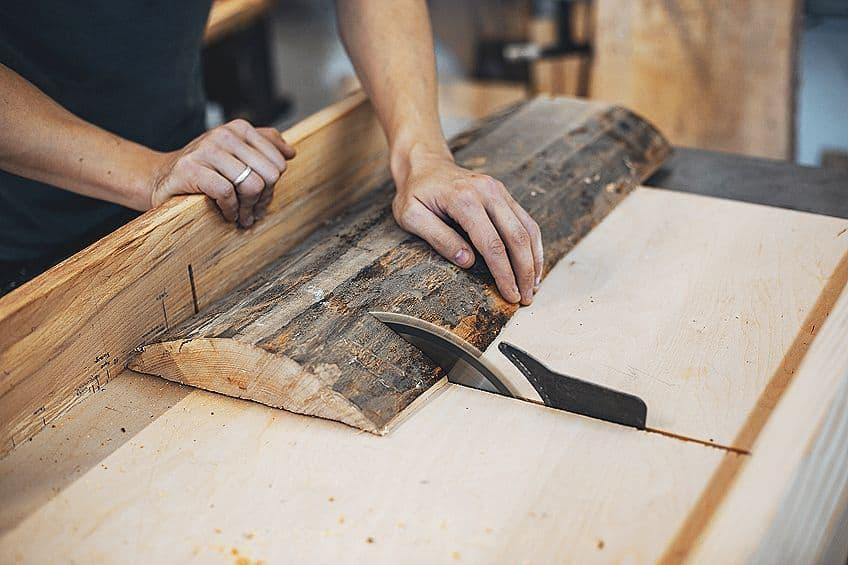 Weather-Resistant Wood