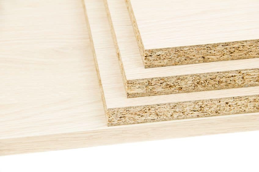 Chipboard Plywood Types