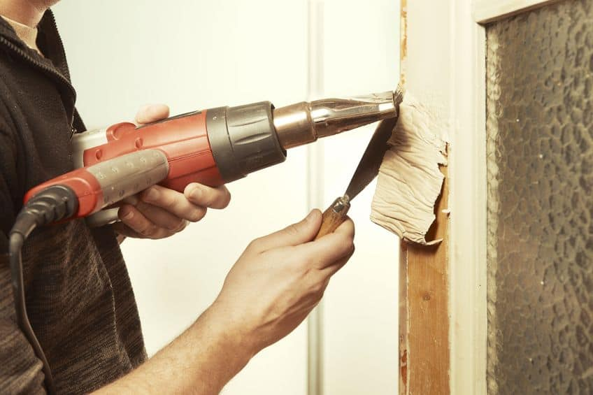 Easy Way to Strip Paint off Wood