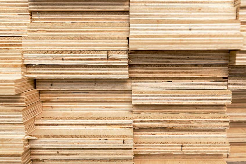 Plywood Types and Grades and Thickness