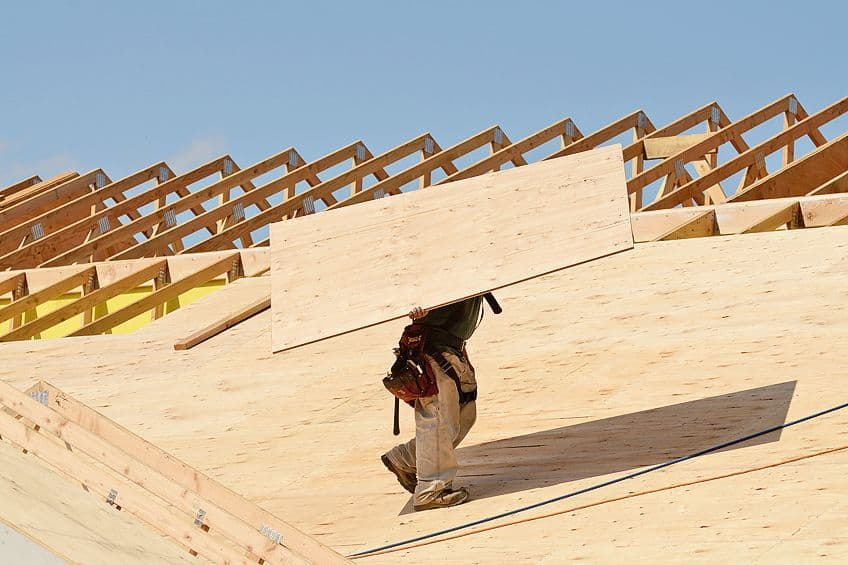 Plywood Types for Roofing