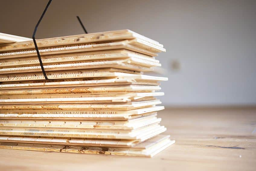Plywood Weight per Square Foot