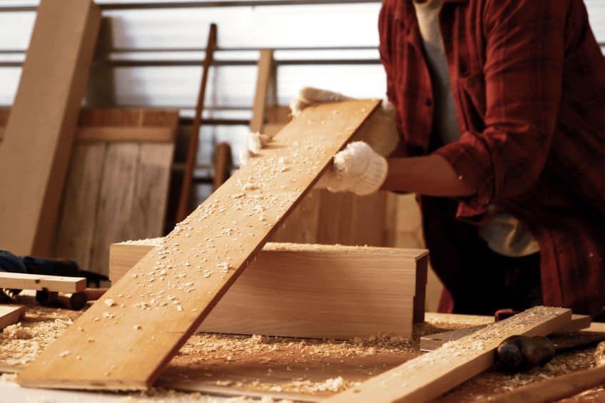 Preparing Woodfloor Adhesive
