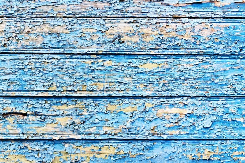 Removing Paint from Wood Surfaces