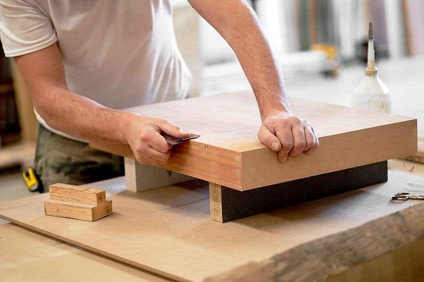 Thick Sheets of Plywood